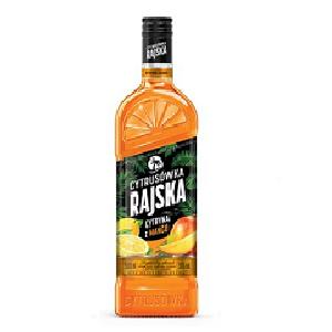Picture of  Vodka Rajska Cytryna zMango 30% Alc. 0.5L (Case=15)