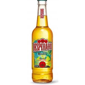 Picture of Beer Desperados Mojito Bottle 6.0% Alc. 0.4L (Case=12)